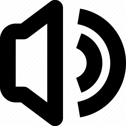 audio, loud, music, sound, volume icon