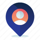 boyfriend, destination, location, map, navigation icon
