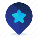 favorite, favourite, location, map, navigation icon