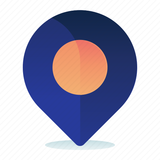 Direction, location, map, navigation, pointer icon - Download on Iconfinder