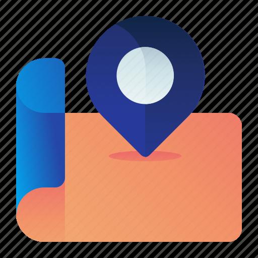 Destination, location, map, navigation icon - Download on Iconfinder