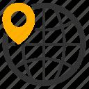 position, geo, pin, marker, pointer