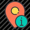 information, location, marker, navigator, pointer