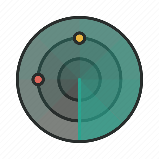 locator, radar, satellite, scan, scanner, search, signal icon