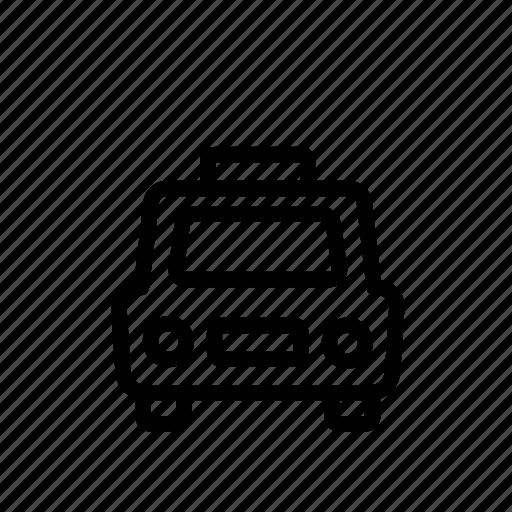 cab, car, taxi, transport, transportation, travel icon