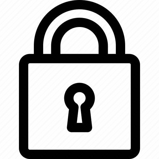 account, lock, locked, login, private, secure, sign in icon