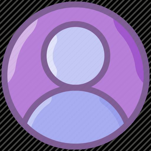 account, avatar, id, login, profile, user icon