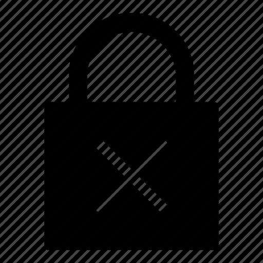 account, block, lock, login, password, profile, user icon