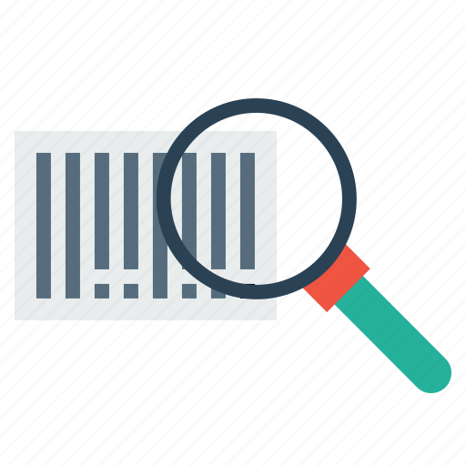 Barcode, find, magnify, qrcode, scan, scanner, search icon - Download on Iconfinder