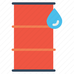 can, container, cylinder, delivery, logistic, oil, transport icon