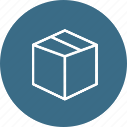 box, delivery, gift, logistic, pack, package, parcel icon