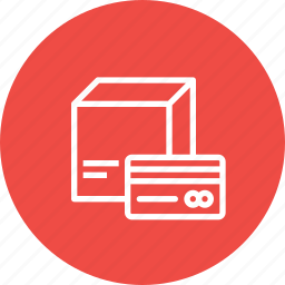 box, card, delivery, logistic, package, parcel icon