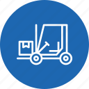 boxes, delivery, forklift, logistic, luggage, parcel, transport