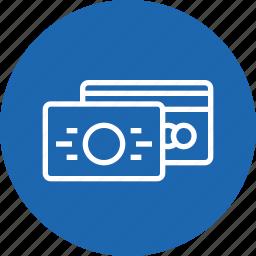 atm, card, cash, credit, debit, payment, transaction icon