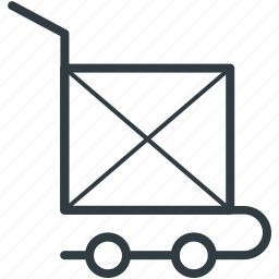ecommerce, online delivery, online shopping, shopping cart, supermarket icon
