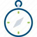schedule, stop, stopwatch, time, timer, watch icon icon