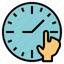 shipping, stipwatch, time, time tracking, tracking icon