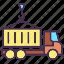 cargo, container