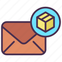 delivery, email