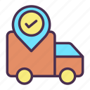 delivery, tracking