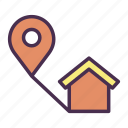 delivery, location, tracking