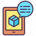 logistics, application, ipad
