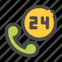 customer, help, logistic, phone, service