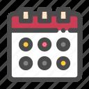 calendar, event, logistic, schedule