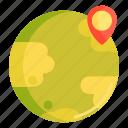 geolocation, geotagging, global, gps, location, worldwide icon