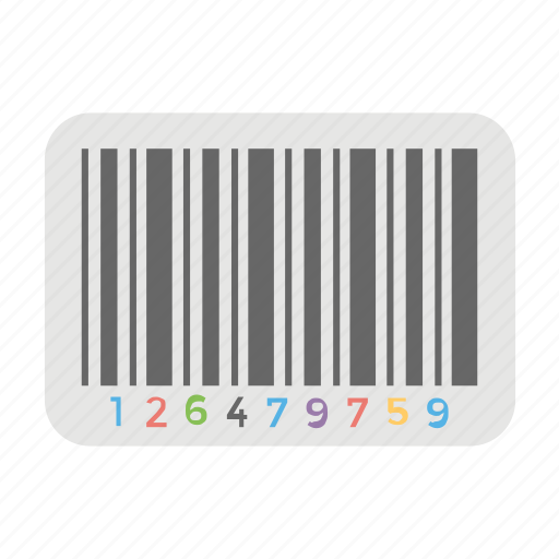 bar code, product code, universal product, universal product code, upc icon