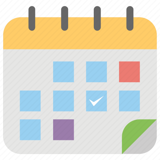 Calendar, date, day, schedule, timetable icon - Download on Iconfinder