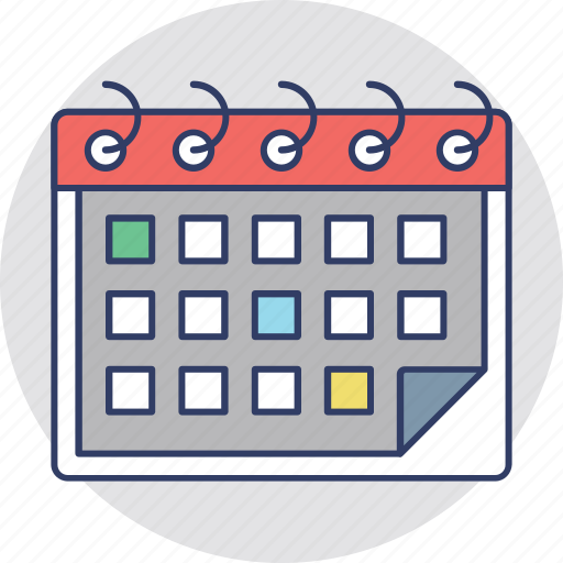 appointment, calendar, event, schedule, timetable icon