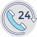 call center, customer support, emergency service, helpline icon