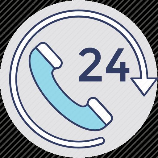 call center, customer support, emergency service, helpline icon