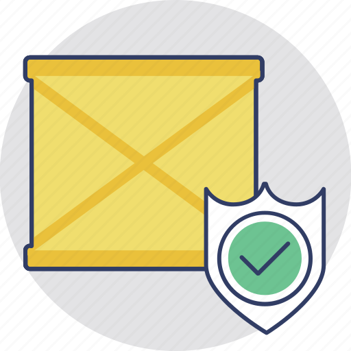 Delivery protection, package security, secured delivery, shipping protection icon - Download on Iconfinder