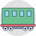 cargo train, freight train, railway delivery services, railway transport, railway wagon icon