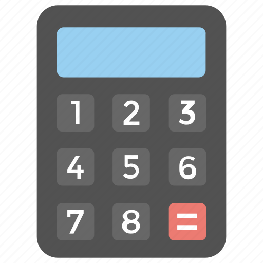 adding, calculation, calculator, estimation, mathematics icon