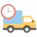 express delivery, fast delivery, rapid delivery, rapid logistics, timely delivery icon