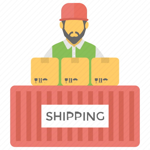 cargo, freight, freightage, shipment, shipping icon