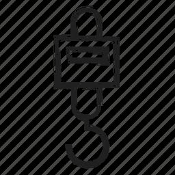 cargo, delivery icon