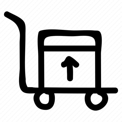 carrier, carry, cart, shop, shopping, shoppingcart, trolley icon