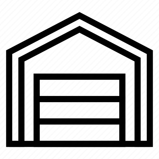 building, estate, home, house, office, property icon