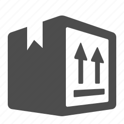 box, crate, delivery, shipping icon