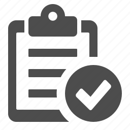 check, clipboard, delivery, list, logistic, logistics, shipping icon