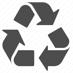 eco, ecology, recycle, sign icon
