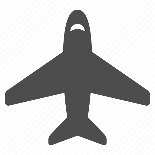 airplane, airport, logistics, plane, shipping, transportation, travel icon