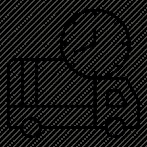 auto, automobile, delivery, transport, truck, van, vehicle icon