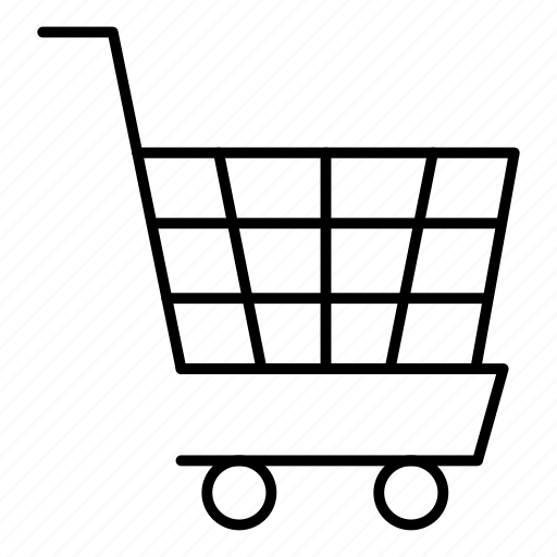 basket, carry, cart, luggage, mining, shop, shopping icon