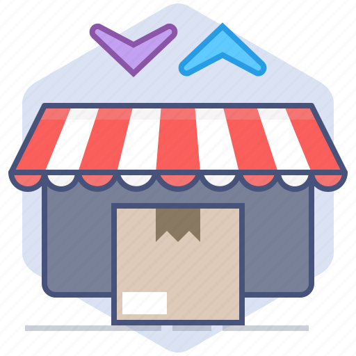 Change, delivery, logistics, packet, shipping, shop, shopping icon - Download on Iconfinder