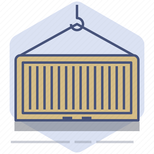 Container, delivery, logistics, shipper, shipping, tank, transport icon - Download on Iconfinder